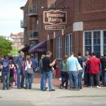 Flapjack fans line around the block at this Nashville institution