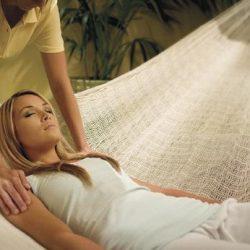 hammock massage, Ritz-Carlton, Amelia Island