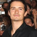 Orlando Bloom is coming with me on my flight to Maine tomorrow.