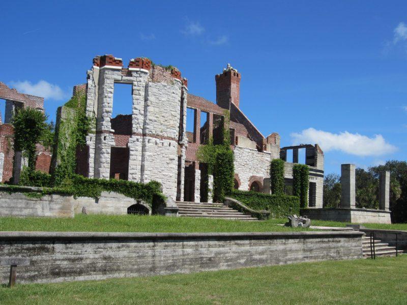 Ruins, Cumberland Island