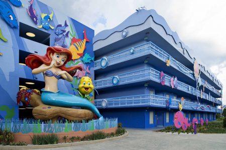 Art of Animation Resort, Disney
