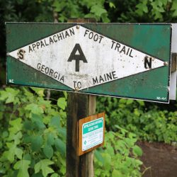 The Nantahala Center is located on the Appalachian Trail, about a two-week hike from its beginning