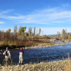 fly-fishing adventure, Ranch at Rock Creek