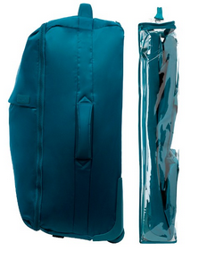Lipault foldable luggage