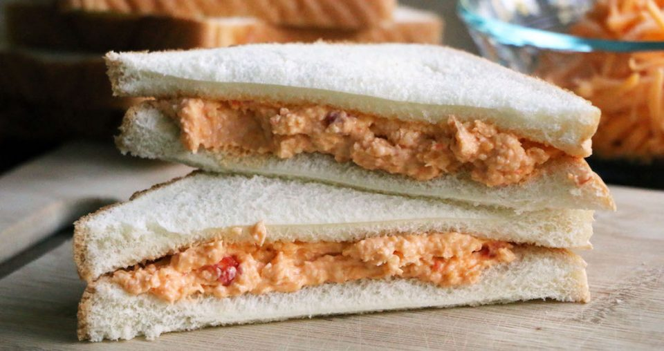 That Delicious Masters Pimento Cheese Recipe [As Close As You Can Get]