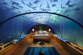 Jules Undersea Lodge in Key Largo, Florida
