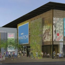 The Midtown Arts and Theater Center Houston is the city's newest performing and visual arts facility.
