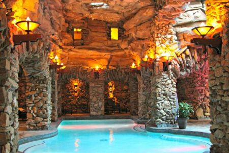 Grotto at Grove Park Inn