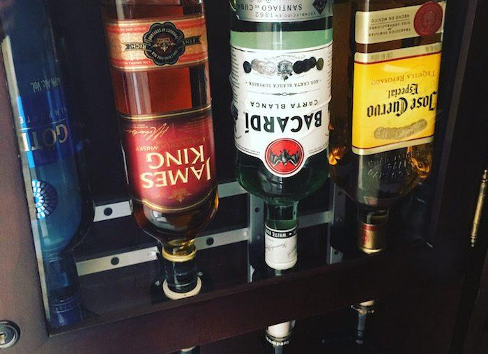 Playacar drink dispenser
