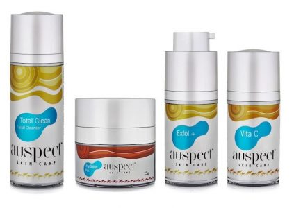 The starter kit from Auspect.