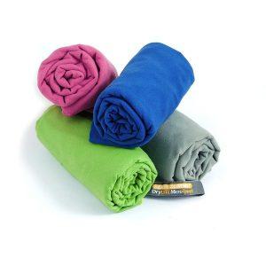 Nano dry towel
