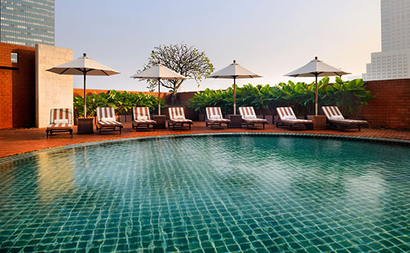 pool, Lebua Hotel