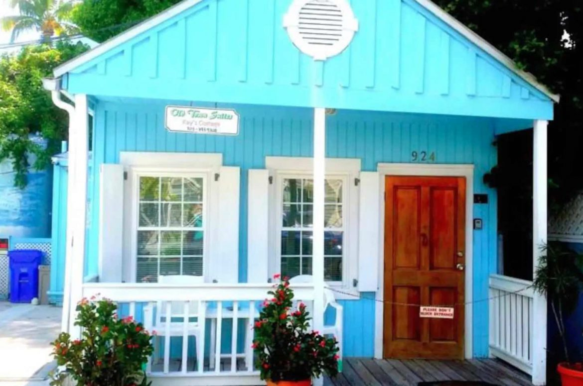 one bedroom cottage in Key West