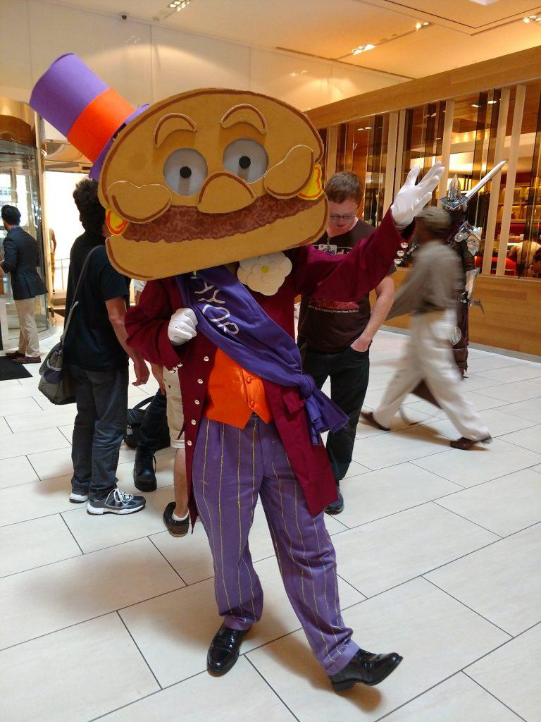 costume, Dragon Con