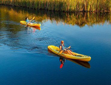 kayaking, Gulf Shores