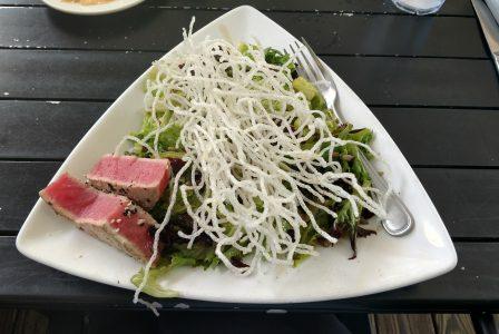 Cosmos restaurant, Gulf Shores, Alabama