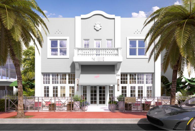 The Julia hotel in Miami