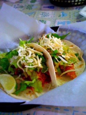 Hankook Taqueria taco