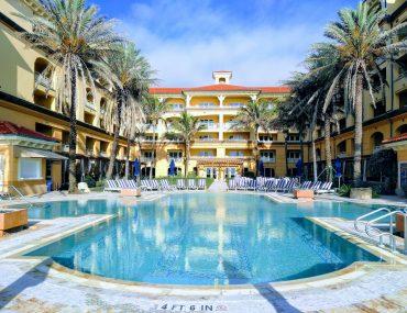 pool at Eau Palm Beach Resort