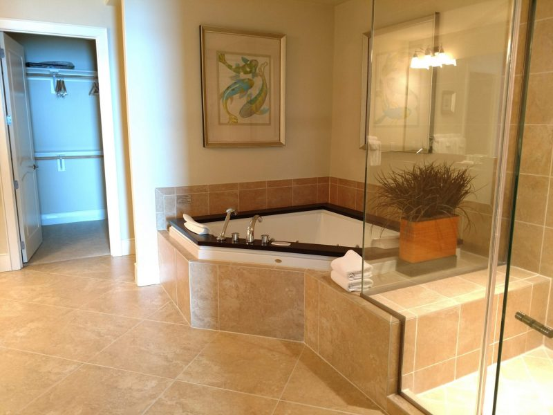 bathroom at Turquoise Place in Gulf Shores