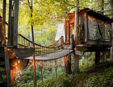 treehouse in Atlanta, Georgia