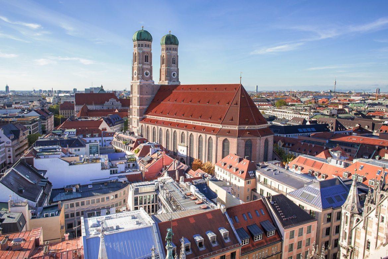 scene in Munich, Germany