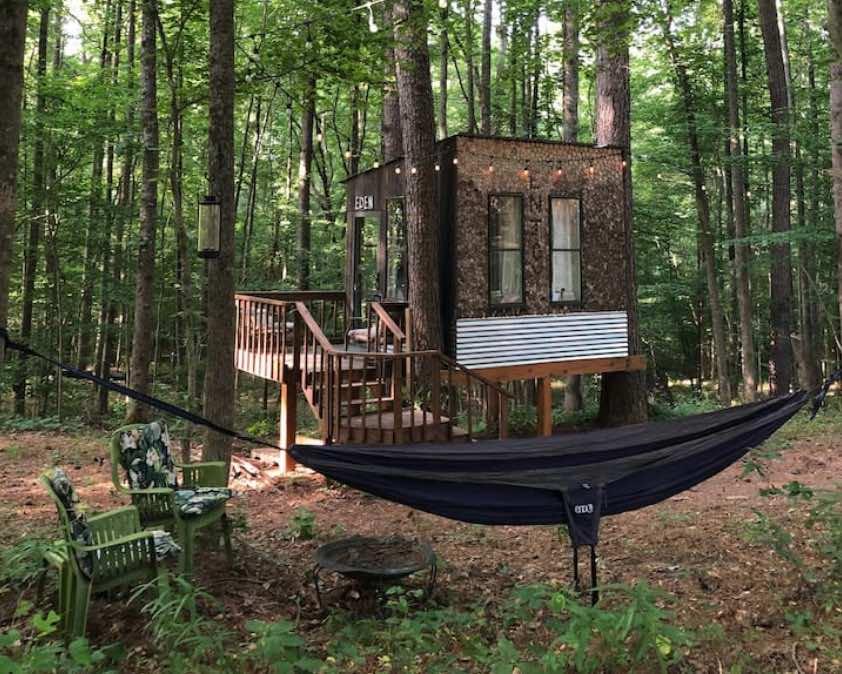 The Eden Treehouse