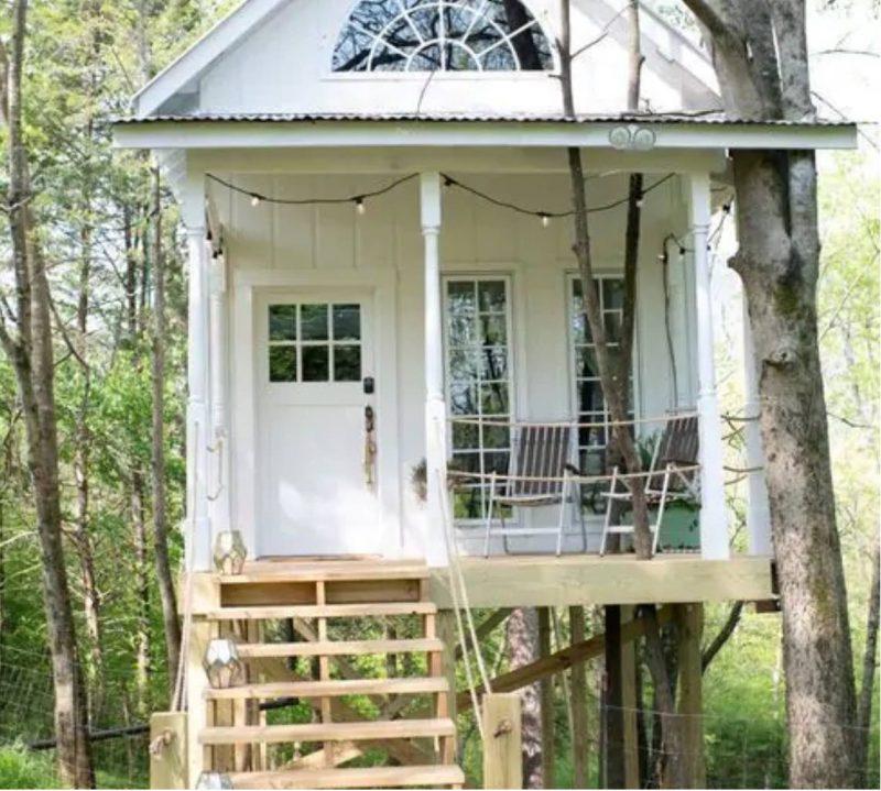 Flower Farm Treehouse