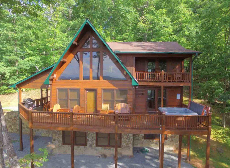 Morganton treehouse