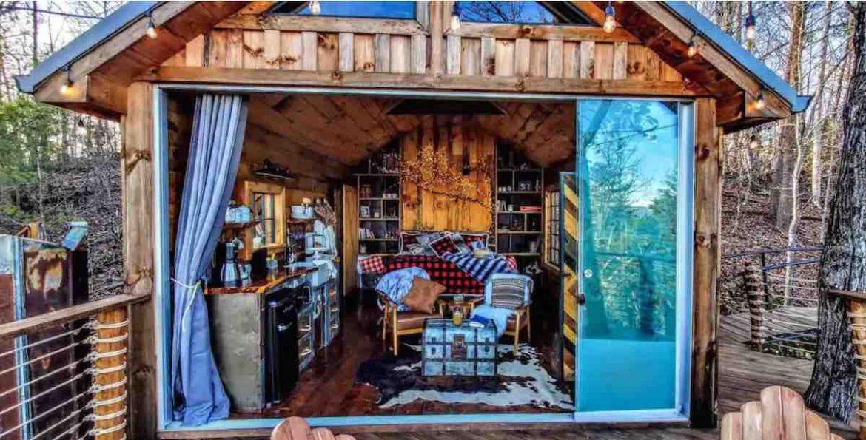 Luxury Treehouse at Selah Ridge