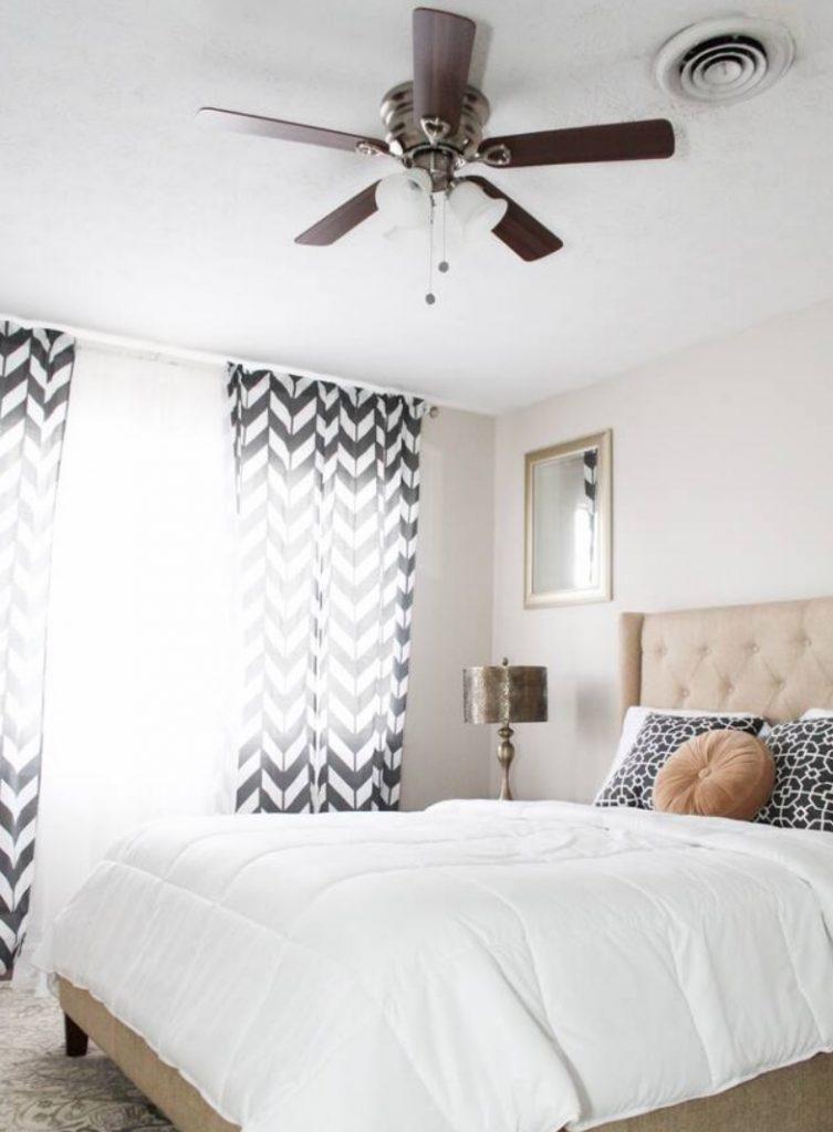 Bedroom of Midtown Apartment