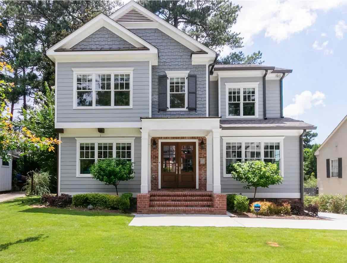 new luxury midtown Atlanta home