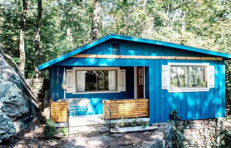 Blue Ivy Cabin