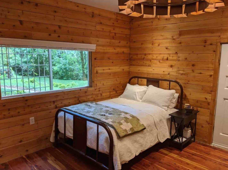 Glenn Falls Cabin