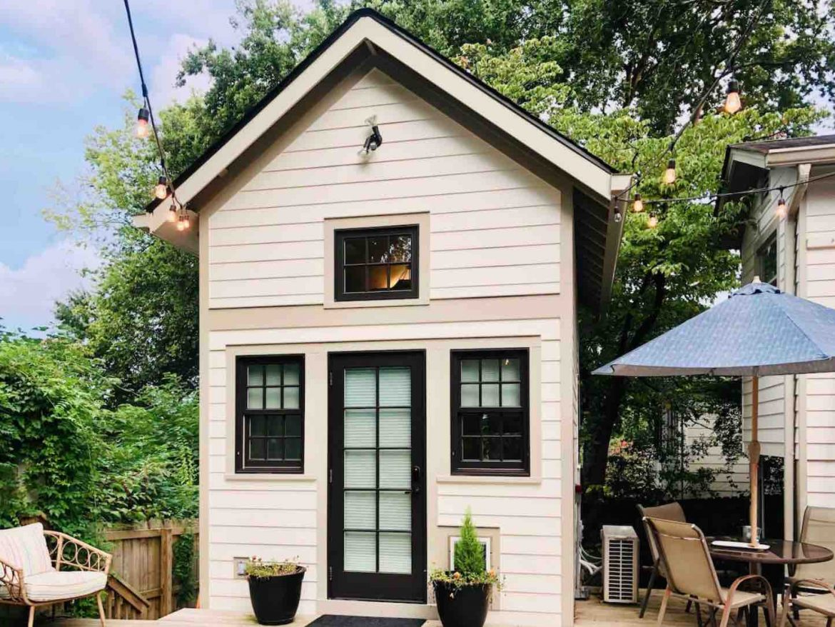 North Chattanoog Tiny House