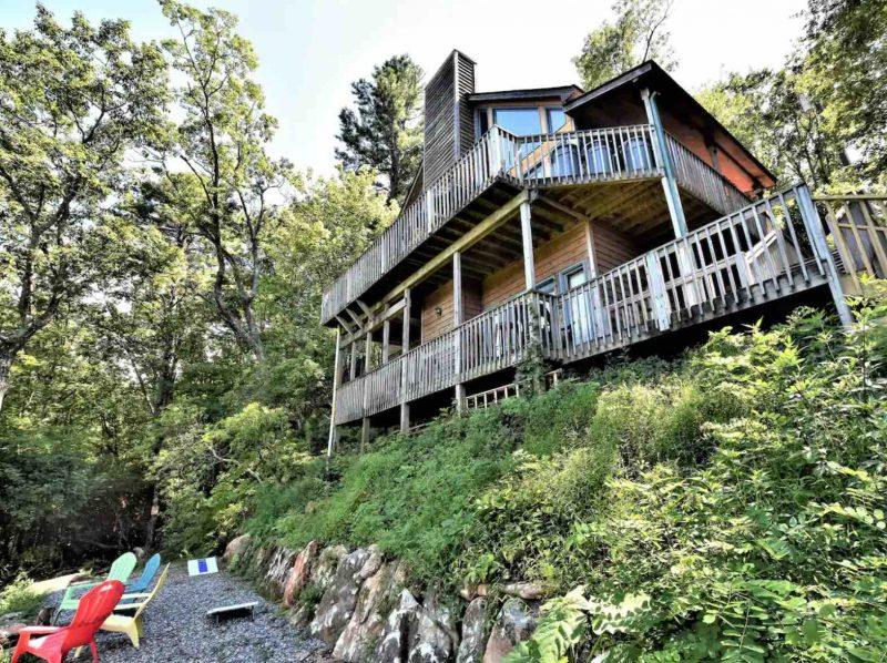 Bald Eagle Lodge