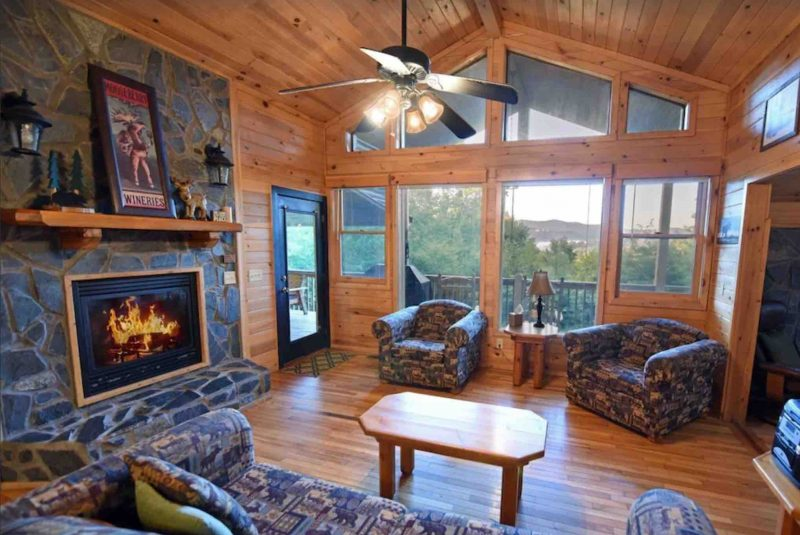 Denali with treehouse suite