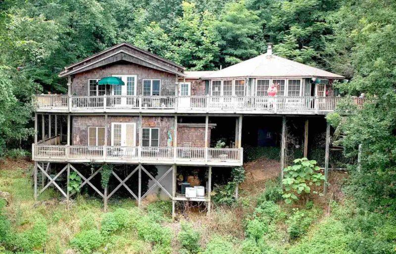 Hangover Mountain Cabin