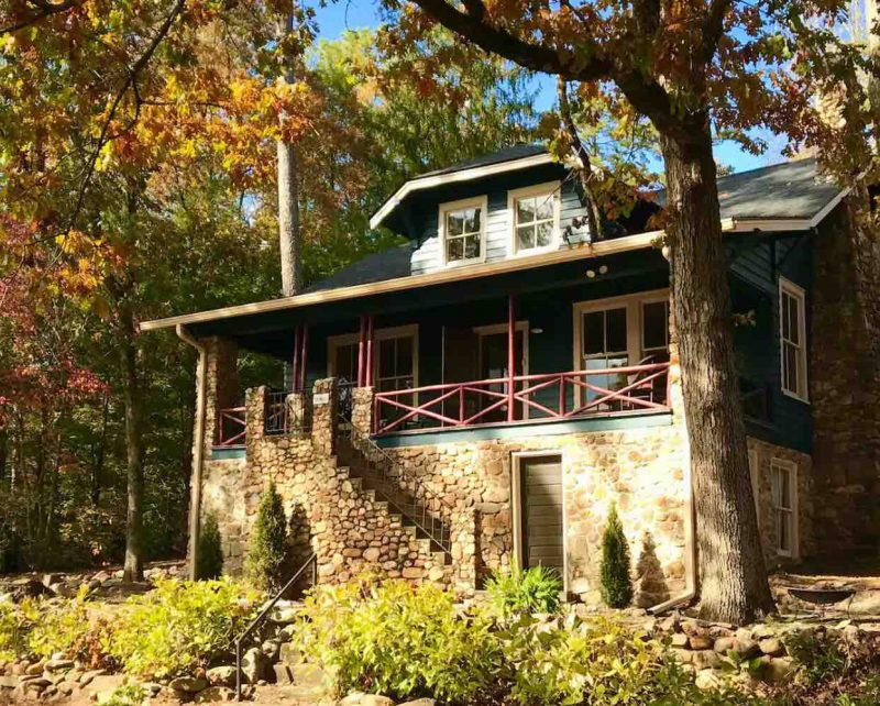 The Lee Place cabin rental
