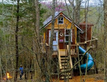 Old Hickory Treehouse