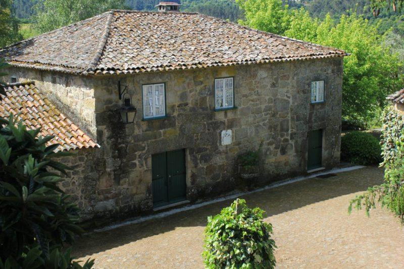 Casa da fonde at Quinta da Comenda